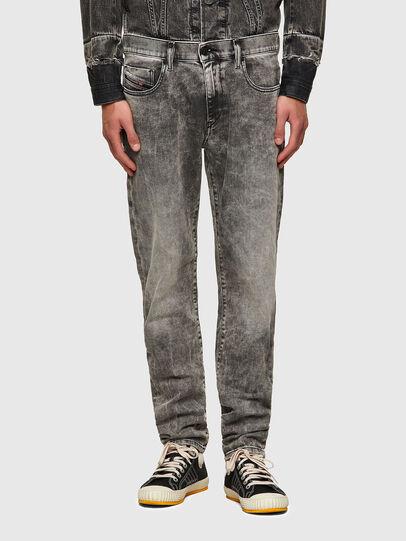 Diesel - D-Strukt 009KA, Grigio Chiaro - Jeans - Image 1
