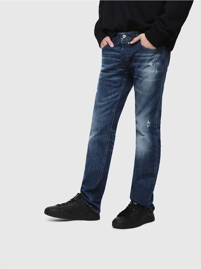 Diesel - Safado C69DZ, Blu medio - Jeans - Image 1