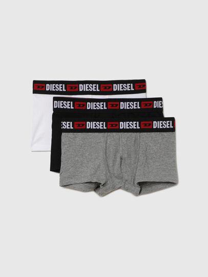 Diesel - UMBX-UDAMIENTHREEPAC, Nero/Grigio - Underwear - Image 1