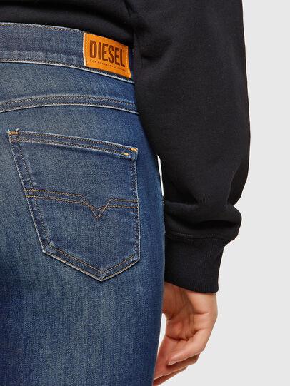 Diesel - Sandy 009HL, Blu Scuro - Jeans - Image 4