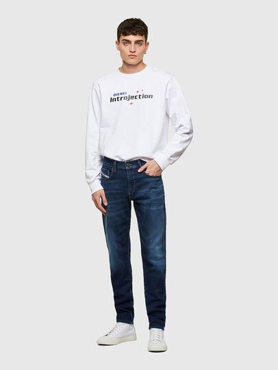 Diesel - D-Strukt JoggJeans® 069RX, Blu Scuro - Jeans - Image 5