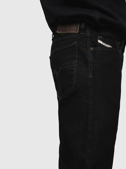 Diesel - Waykee 0886Z, Nero/Grigio scuro - Jeans - Image 5