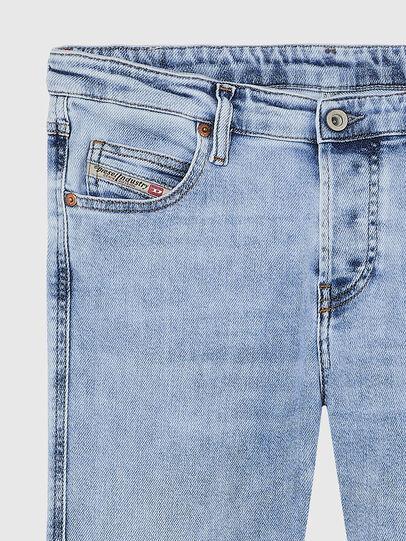 Diesel - Babhila A84PR, Blu Chiaro - Jeans - Image 3
