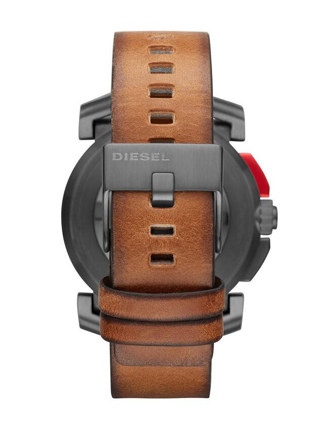 Diesel - DT1002, Marrone - Smartwatches - Image 3
