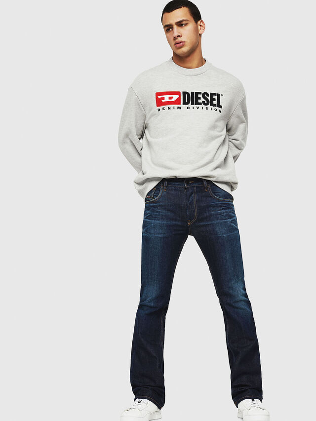 Diesel - D-Ligenz 088AN, Blu Scuro - Jeans - Image 4