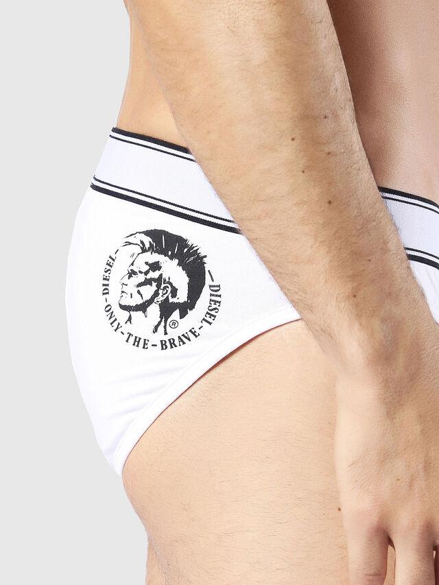 UMBR-ANDRY, Bianco