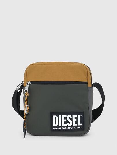 Diesel - VERTYO, Verde Militare - Borse a tracolla - Image 1