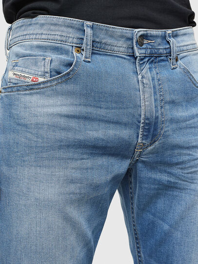 Diesel - Thommer 069MN, Blu Chiaro - Jeans - Image 3