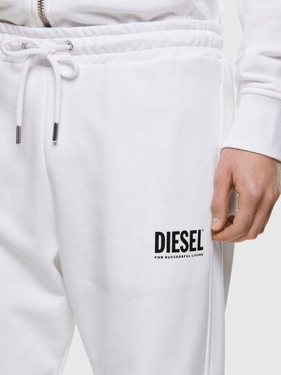 Diesel - P-TARY-ECOLOGO, Bianco - Pantaloni - Image 3