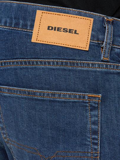 Diesel - D-Luster 009DG, Blu medio - Jeans - Image 4