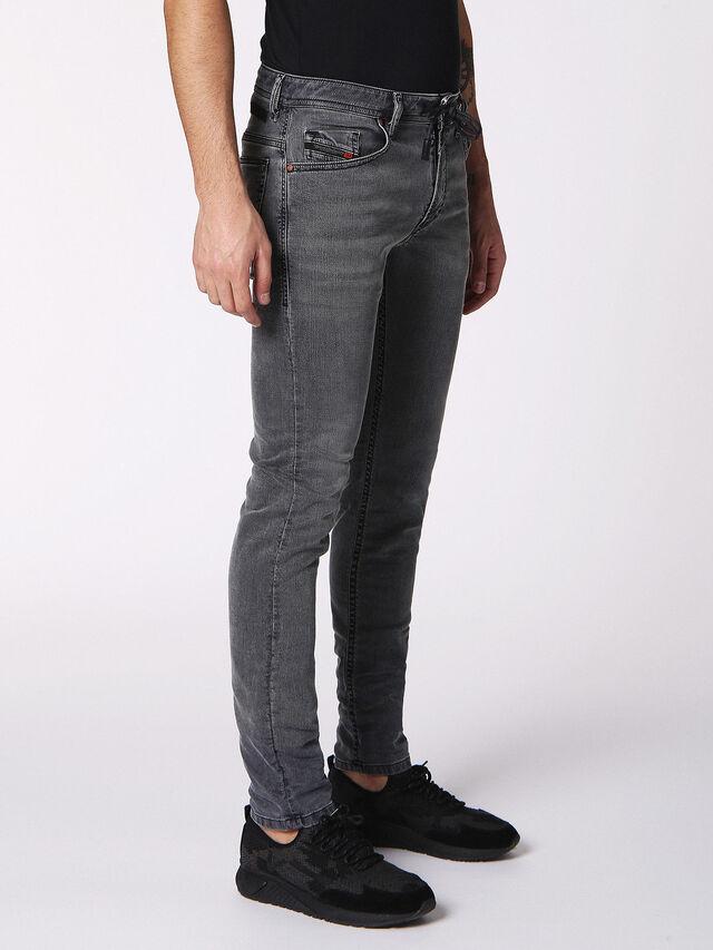 THOMMER CB JOGGJEANS 0689V, Grigio Jeans