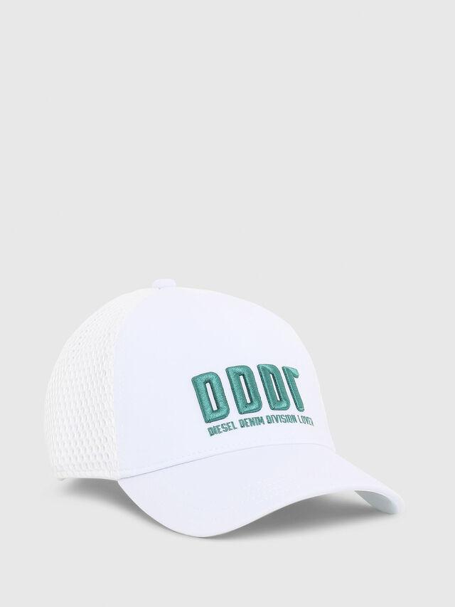 Diesel - C-DDDR, Bianco - Cappelli - Image 1