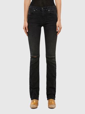 Slandy-B 069QN, Nero/Grigio scuro - Jeans