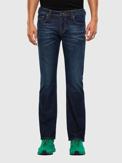Diesel - Zatiny 009HN, Blu Scuro - Jeans - Image 1