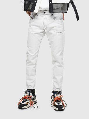 D-Strukt 003Z1, Bianco - Jeans