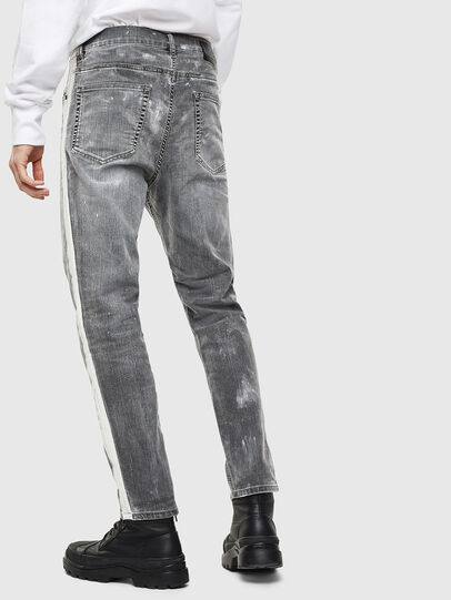 Diesel - D-Eetar 0094N, Grigio Chiaro - Jeans - Image 2