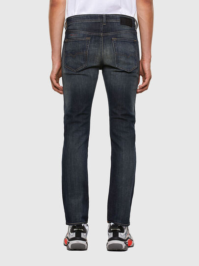 Diesel - Buster 009EP, Blu Scuro - Jeans - Image 2