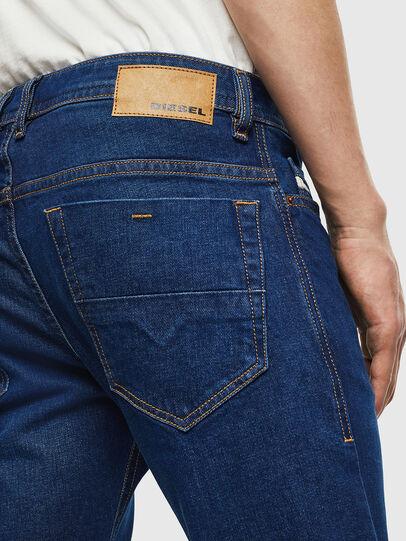 Diesel - Thommer 0095Z, Blu Scuro - Jeans - Image 4