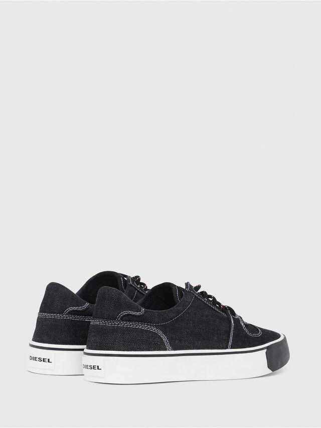 Diesel - S-FLIP LOW, Blu Jeans - Sneakers - Image 3