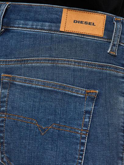 Diesel - D-Roisin 085AB, Blu medio - Jeans - Image 3