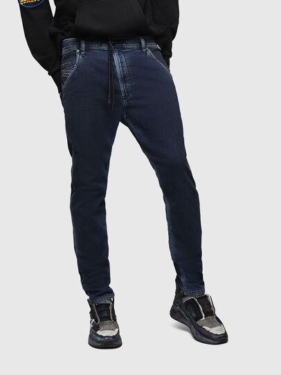 Diesel - Krooley JoggJeans 069HY, Blu Scuro - Jeans - Image 1