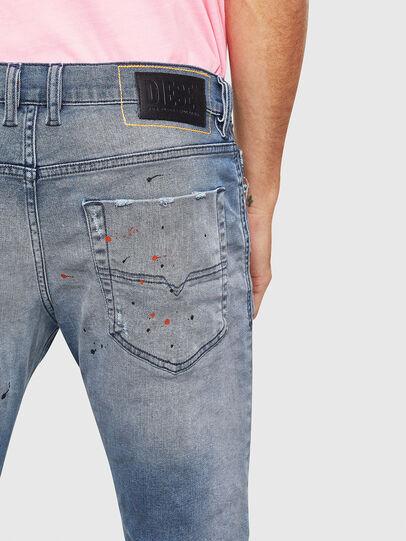 Diesel - Tepphar 009BN, Blu medio - Jeans - Image 4