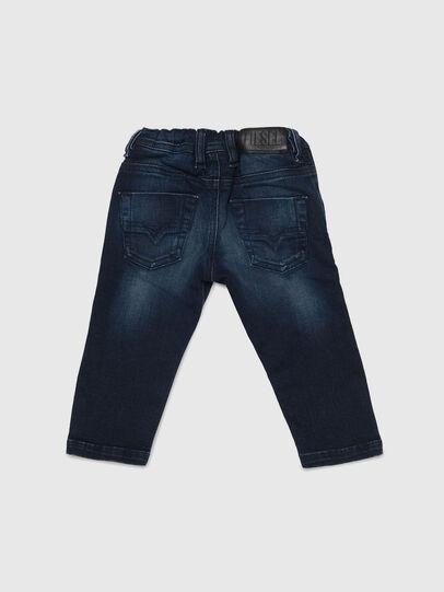 Diesel - KROOLEY-NE-B-N, Blu Scuro - Jeans - Image 2