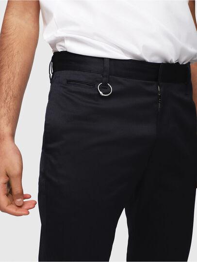 Diesel - P-MAD-ICHIRO, Blu Scuro - Pantaloni - Image 3