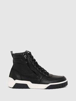 S-RUA MID, Nero - Sneakers