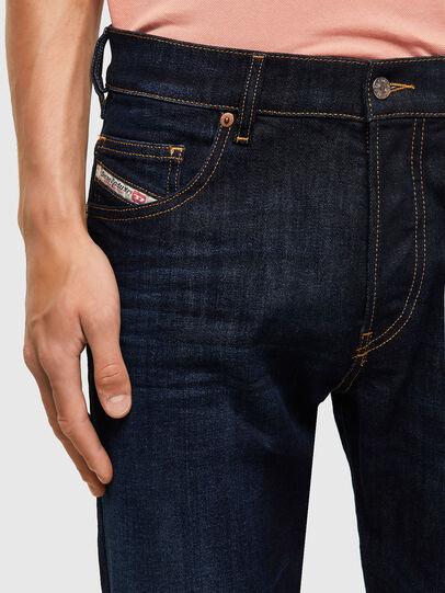 Diesel - D-Yennox 009ZS, Blu Scuro - Jeans - Image 4