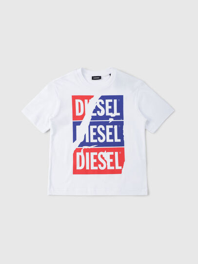 Diesel - TJUSTZC OVER,  - T-shirts e Tops - Image 1