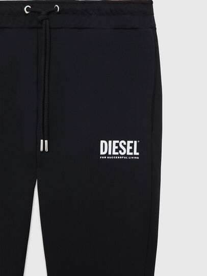 Diesel - P-TARY-LOGO, Nero - Pantaloni - Image 3