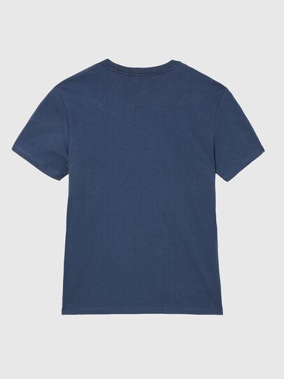 Diesel - UMLT-JAKE, Blu Notte - T-Shirts - Image 2