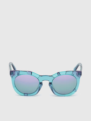DL0270, Azzurro - Occhiali da sole