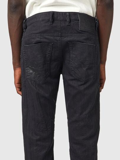Diesel - Krooley JoggJeans® 069WW, Nero/Grigio scuro - Jeans - Image 4