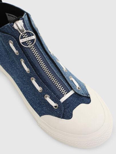 Diesel - S-ASTICO MZIP W, Blu - Sneakers - Image 4