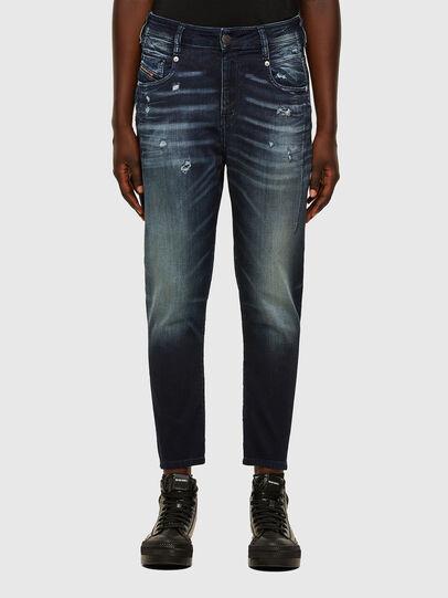 Diesel - FAYZA JoggJeans® 069PZ, Blu Scuro - Jeans - Image 1