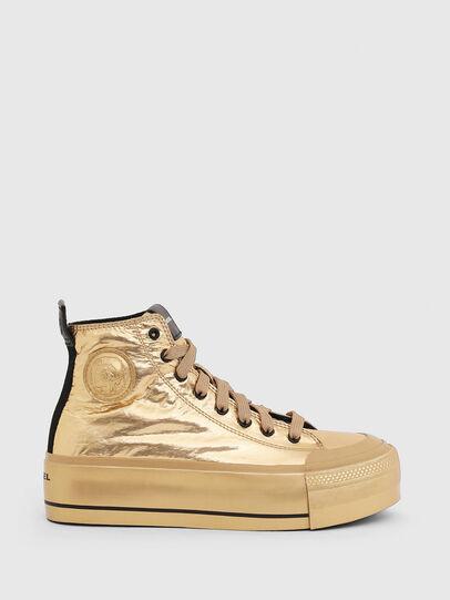 Diesel - S-ASTICO MC WEDGE, Oro - Sneakers - Image 1