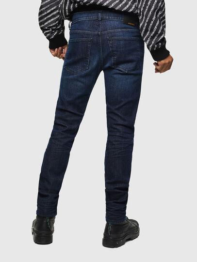 Diesel - D-Luster 0095K, Blu medio - Jeans - Image 2
