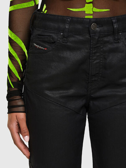 Diesel - D-Joy JoggJeans® 069TU, Blu Scuro - Jeans - Image 3