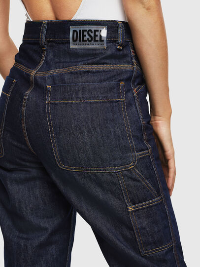Diesel - CC-D-FRANK, Blu Scuro - Pantaloni - Image 2
