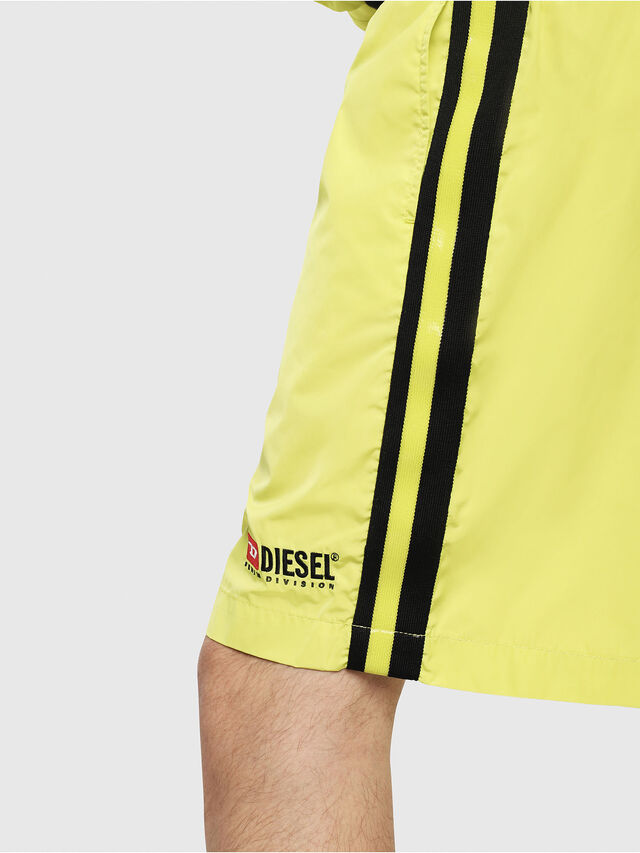 Diesel - P-BOXIE, Giallo Fluo - Shorts - Image 3