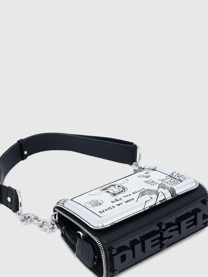 Diesel - CL - YBYS S CNY, Argento - Borse a tracolla - Image 7