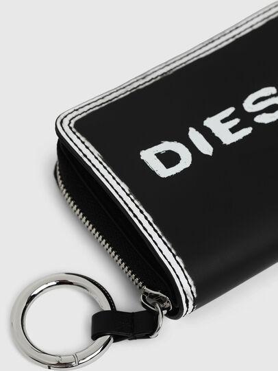 Diesel - BUSINESS II, Nero/Bianco - Portafogli Piccoli - Image 5