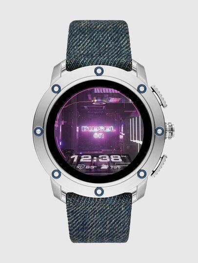 Diesel - DT2015, Blu Jeans - Smartwatches - Image 1