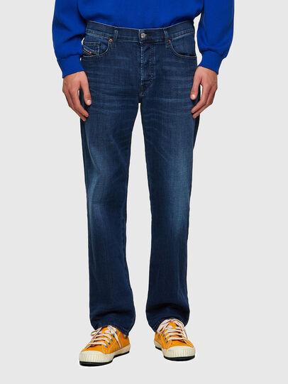 Diesel - D-Mihtry 069SF, Blu Scuro - Jeans - Image 1