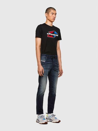 Diesel - KROOLEY JoggJeans® 069QD, Blu Scuro - Jeans - Image 5