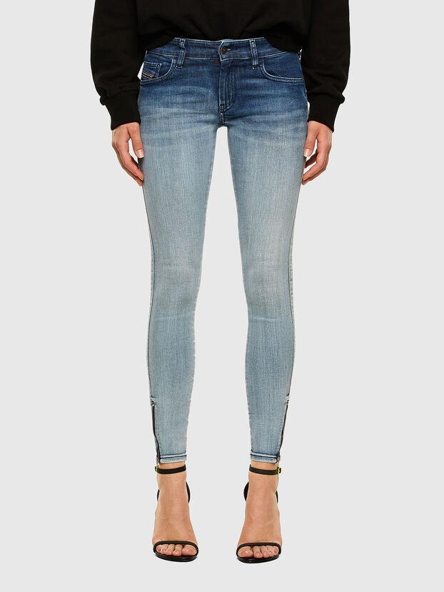 Slandy Low 009CV, Blu Chiaro - Jeans