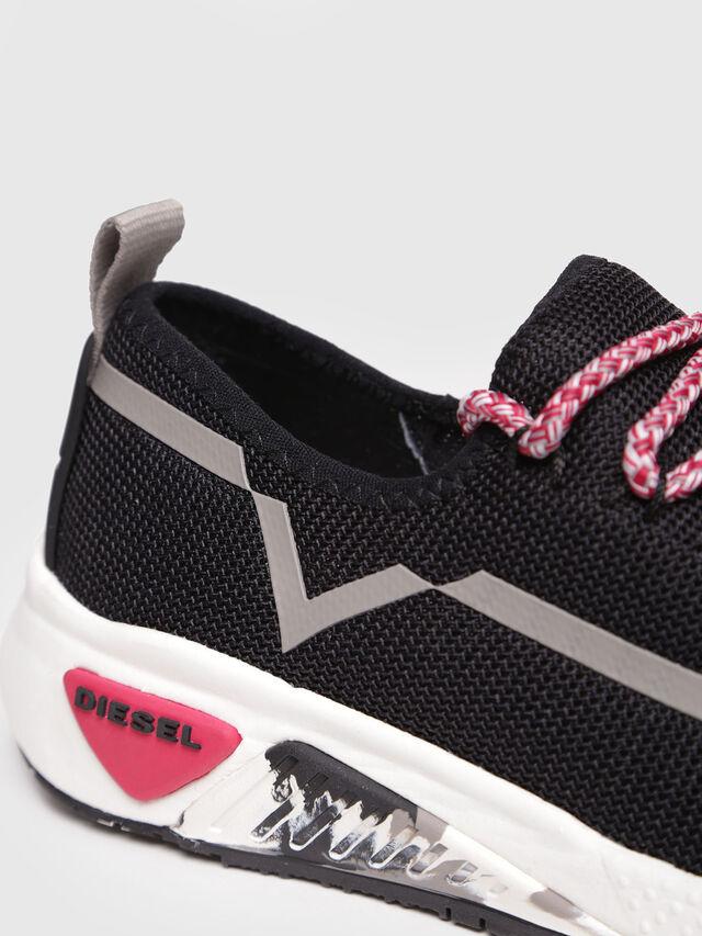 Diesel - S-KBY, Nero - Sneakers - Image 4