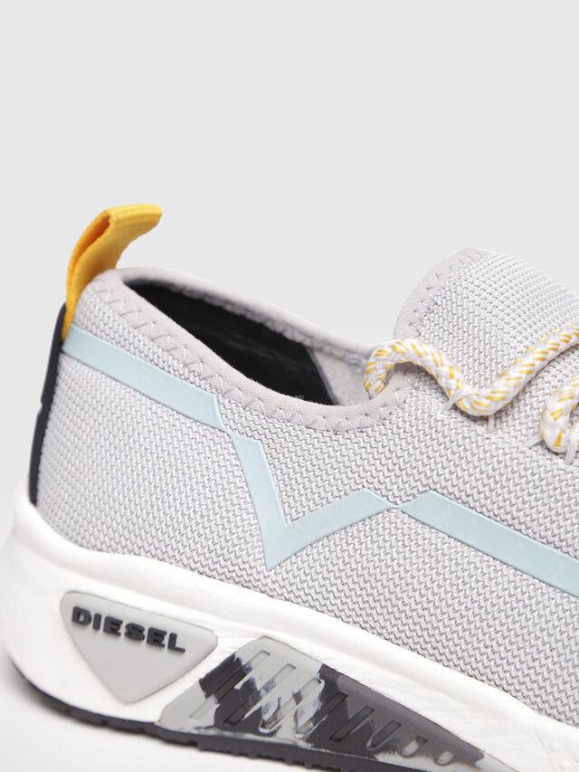 Diesel - S-KBY, Grigio Vapore - Sneakers - Image 4